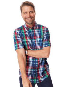 John Blair Seersucker Shirt