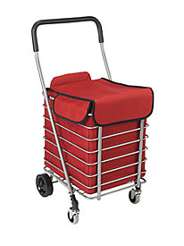 Super Light Shopping Cart & Bag Insert