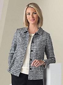 Tweed Wardrobe Jacket by Koret