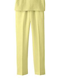 Gabardine Pants by Alfred Dunner®