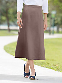 Microfiber 6-Gore Skirt