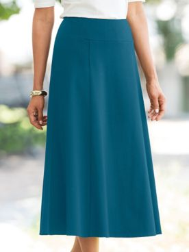 Everyday Knit Long Skirt