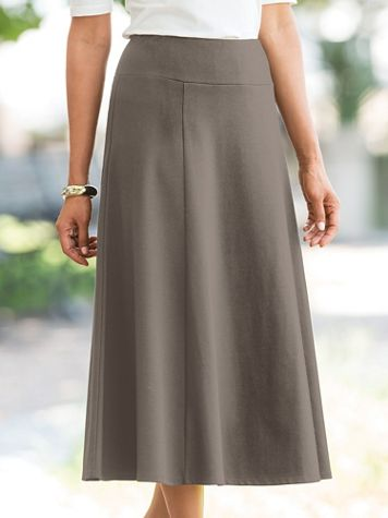 Everyday Knit Long Skirt - Image 1 of 17