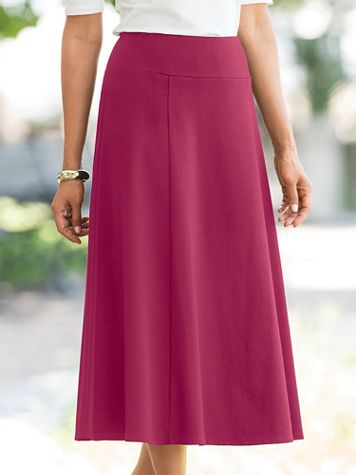 Everyday Knit Long Skirt - Image 1 of 14