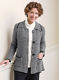 Boutique-Chic Cardigan by Koret®
