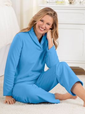 Dream Fleece Lounger Set
