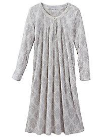 Carol Hochman Luxe Fleece Gown