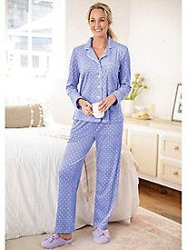 Carol Hochman Luxe Fleece Pajamas