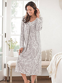 Aria Soft Knit Nightgown