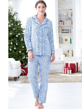 Aria Knit Pajama Set
