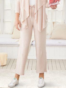 La Cera Comfort Wide Leg Pants