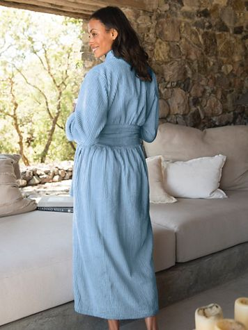 Chenille Lounge Robe - Image 1 of 3