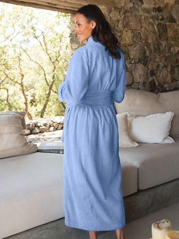Chenille Lounge Robe - Image 2 of 2