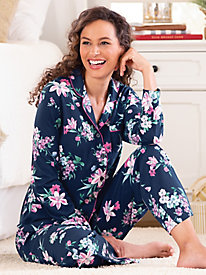 Karen Neuburger Knit Girlfriend Pajamas