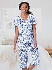 Karen Neuburger® Girlfriend Capri Pajamas