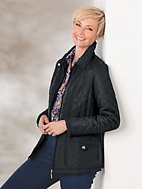 Quilted Jacket by Weatherproof