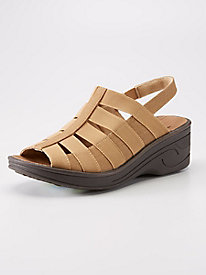 Easy Street Floaty Wedge Sandals