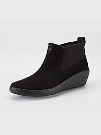 Grasshoppers Porter Suede Booties