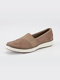 Grasshopper Siesta Microsuede Slip On Shoes