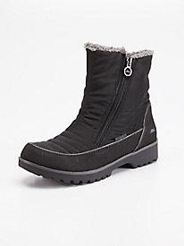 Snow Bird Double Zip Boots
