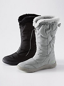 Jsport Nora Zip Faux Fur Boots