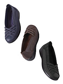 Easy Street Vista Stretch Slip-Ons