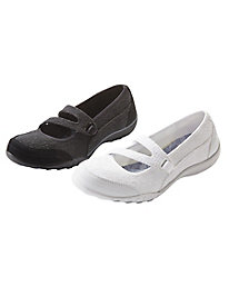 Skechers Breathe Easy Swagger Flat