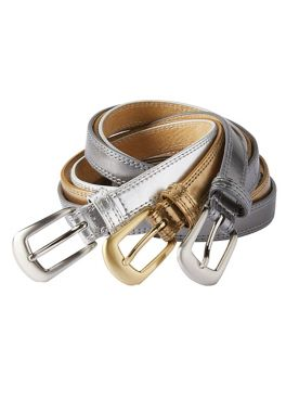 Metallic Belt