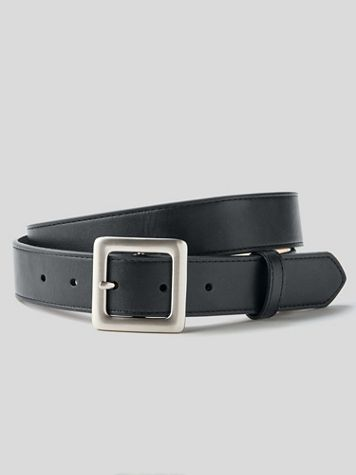 Faux-Leather Belt - Image 1 of 1