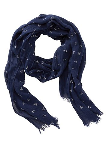 Anchors Aweigh Scarf - Image 2 of 2