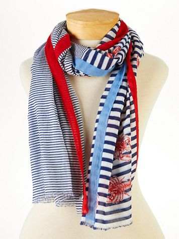 Lobster Scarf - Image 1 of 4