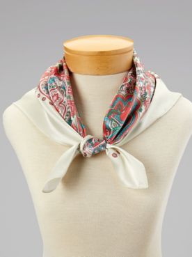 Wildflower Scarf