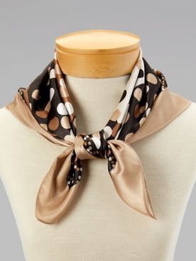 Natural Elements Scarf