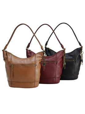 The Sak Sequoia Leather Hobo