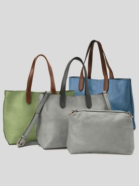 Convertible 3-in-1 Tote