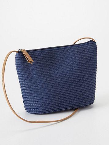 Magid® Straw Crossbody Bag - Image 1 of 3