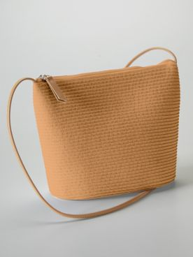 Magid® Straw Crossbody Bag