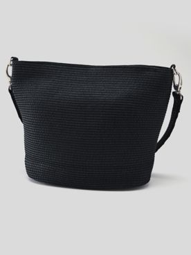 Magid Straw Shoulder Bag