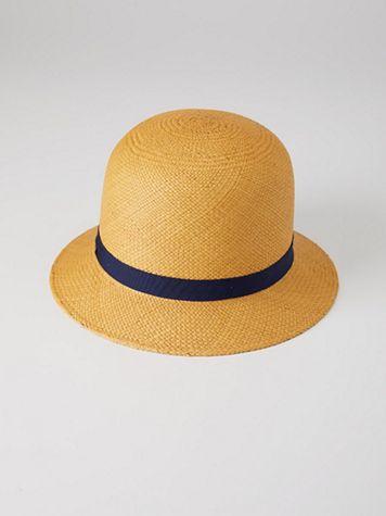 Ribbon Band Straw Hat