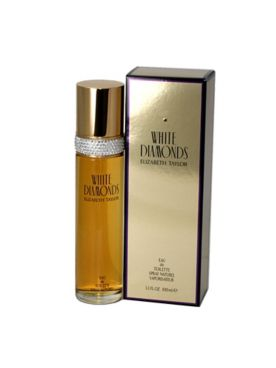 White Diamonds Perfume Spray for Women by Elizabeth Taylor - 3.3 oz