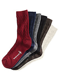 Smartwool Cable II Crew Socks