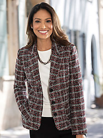 Charlotte Tweed Jacket
