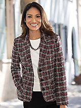 Prints & Tweed Jackets