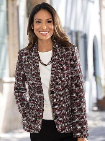 Charlotte Tweed Jacket