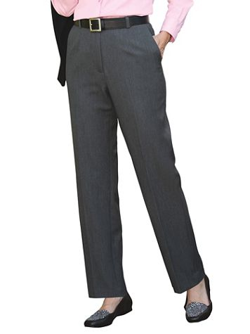 Washable Gabardine Pants - Image 1 of 7