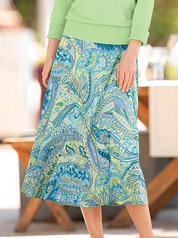 Reversible Print Skirt - Image 8 of 8