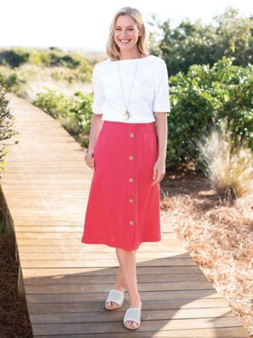 Midi Skirt, Mighty Pretty