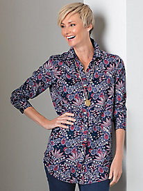 Paisley Tunic by Foxcroft
