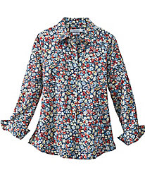 Floral Shirt by Foxcroft