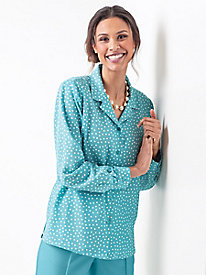 Koret Polka Dot Blouse